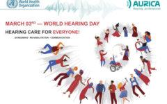 Dear partners! Happy World Hearing Day!