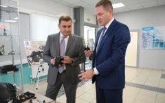 Компания «Аурика» приняла победителей регионального этапа конкурса «Молодой предприниматель России-2020»
