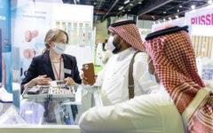 Компания «Аурика» приняла участие в Международной выставке Arab Health 2021